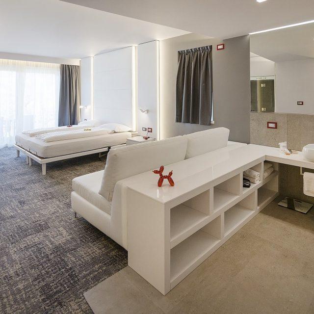Progetto - Hotel Casa Barca