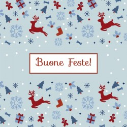 Auguri di Natale web agency Nodopiano