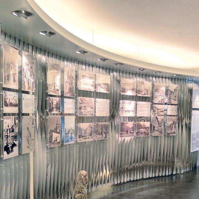 Progetto - Museo Longarone Vajont